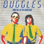 Original Cover Artwork of Buggles Video Killed The Radio Star