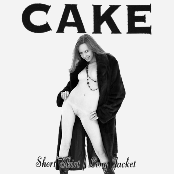 Cover Artwork Remix of Cake Short Skirt Long Jacket