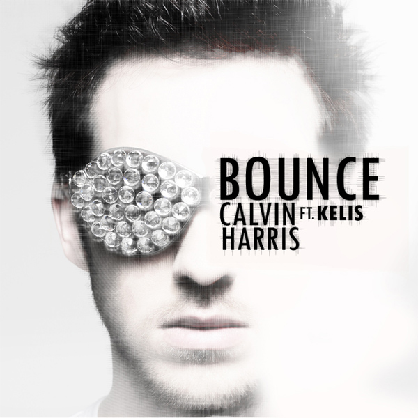 Original Cover Artwork of Calvin Harris Kelis Bounce