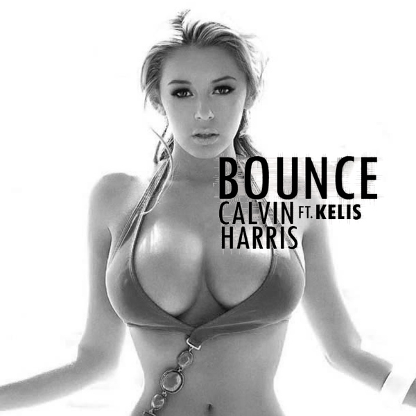 Cover Artwork Remix of Calvin Harris Kelis Bounce