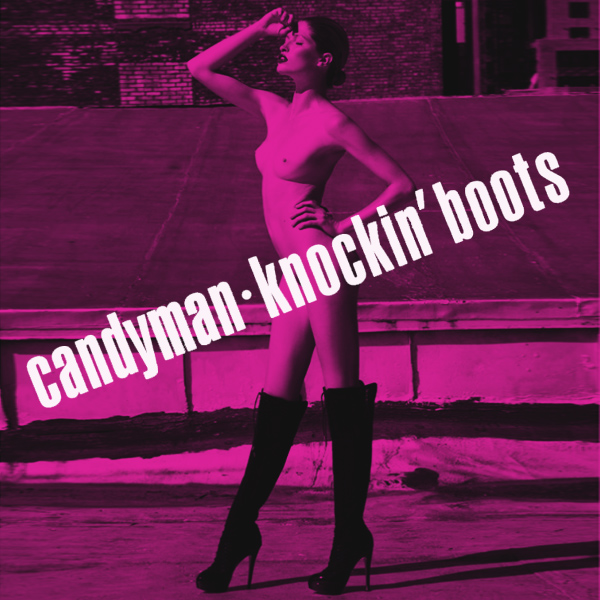 Cover Artwork Remix of Candyman Knockin Boots