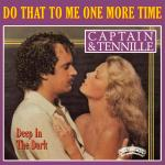 Original Cover Artwork of Captain Tennille Do That To Me One More Time