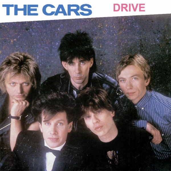 Original Cover Artwork of Cars Drive