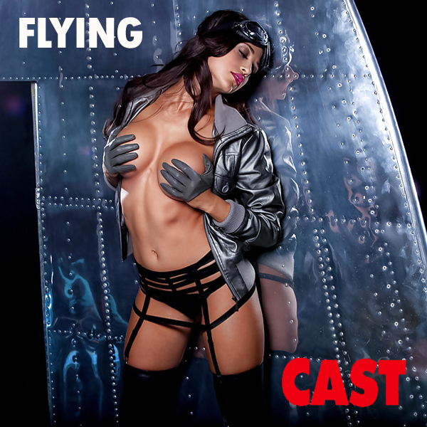 cast flying 2
