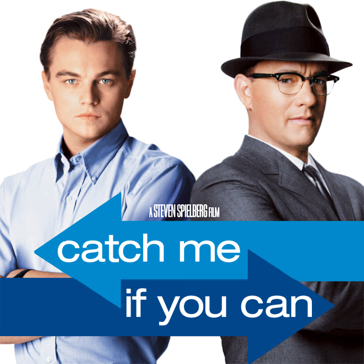 Original Cover Artwork of Catch Me If You Can