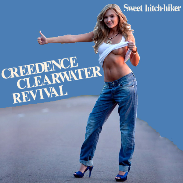 ccr sweet hitch hiker remix