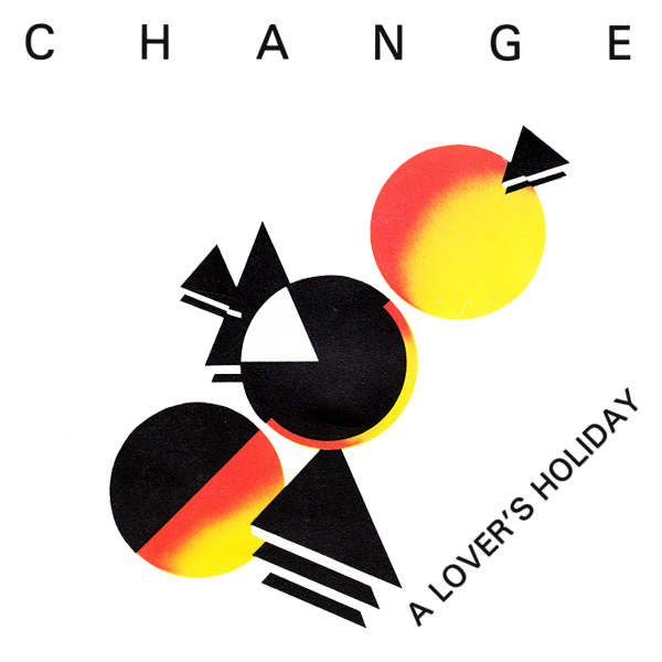 Original Cover Artwork of Change A Lovers Holiday