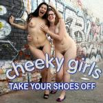 Cover Artwork Remix of Cheeky Girls Shoes Off