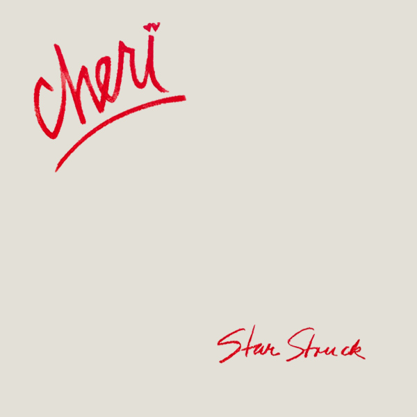 Original Cover Artwork of Cheri Star Struck