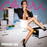Cover Artwork Remix of Cheri Working Girl