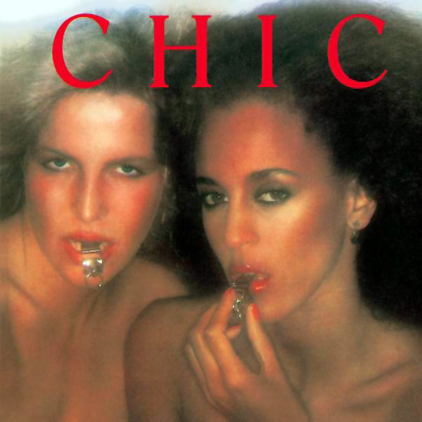 Original Cover Artwork of Chic Chic