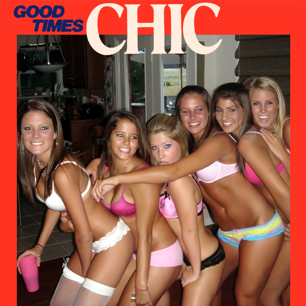 Cover Artwork Remix of Chic Good Times