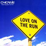 Original Cover Artwork of Chicane Love On The Run
