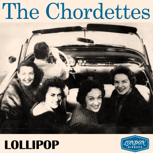 chordettes lollipop 1