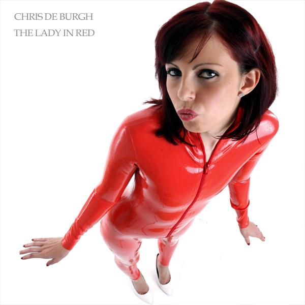 chris de burgh lady in red 3