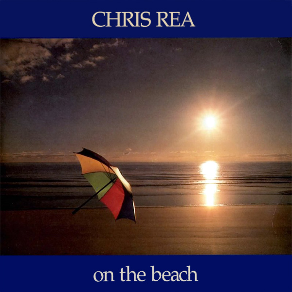 Original Cover Artwork of Chris Rea On The Beach