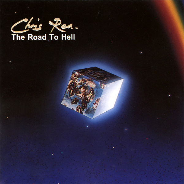 Original Cover Artwork of Chris Rea Road To Hell