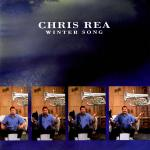 Original Cover Artwork of Chris Rea Winter Song