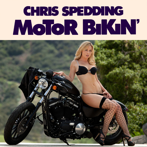 chris spedding motor bikin 2