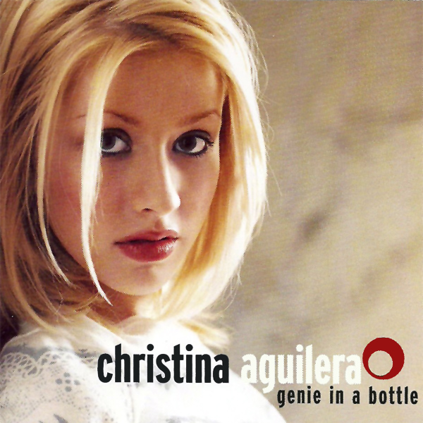 christina aguilera genie in a bottle 1