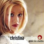 Original Cover Artwork of Christina Aguilera Genie In A Bottle
