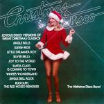 Original Cover Artwork of Christmas Disco Mistletoe Band