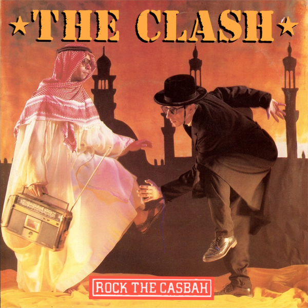 clash rock the casbah 1