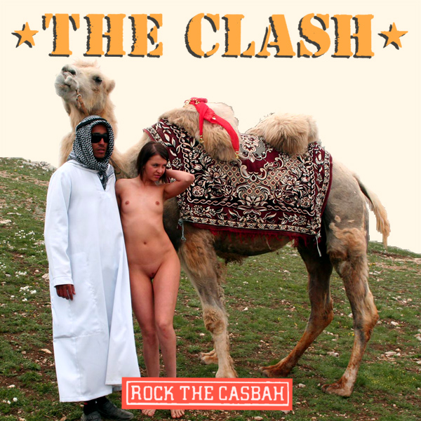 clash rock the casbah remix