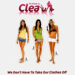 Original Cover Artwork of Clea Clothes Off