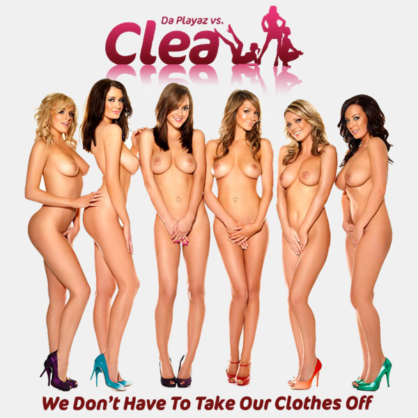 clea clothes off remix