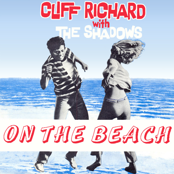 Original Cover Artwork of Cliff Richard On The Beach