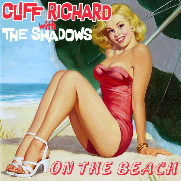 Cover Artwork Remix of Cliff Richard On The Beach