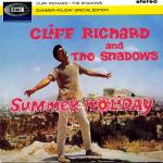 Original Cover Artwork of Cliff Richard Summer Hoilday