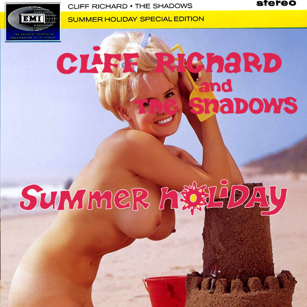 cliff richard summer holiday remix
