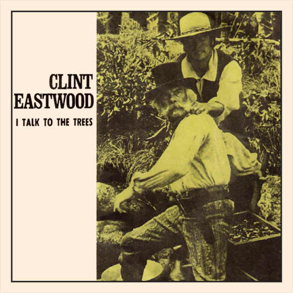 Original Cover Artwork of Clint Eastwood Trees