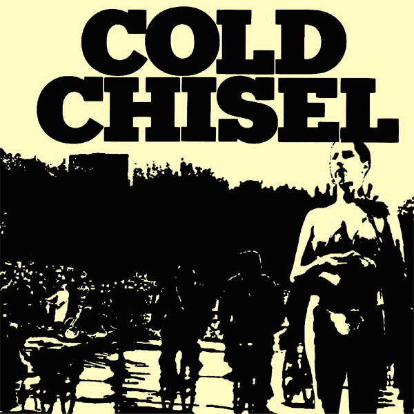 Original Cover Artwork of Cold Chisel Khe Sanh