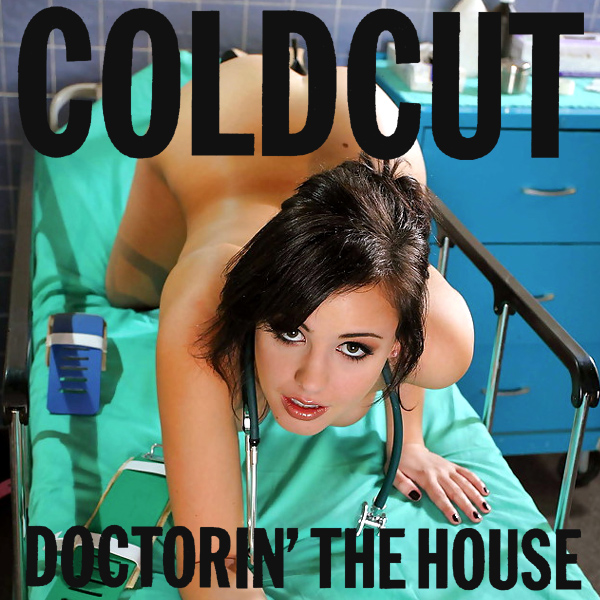 Cover Artwork Remix of Coldcut Doctorin The House