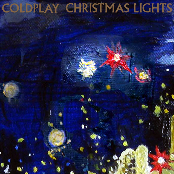 coldplay christmas lights 1