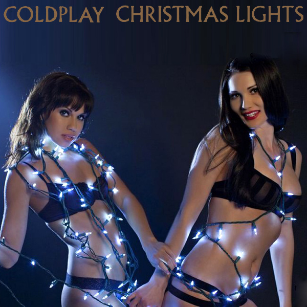coldplay christmas lights 2