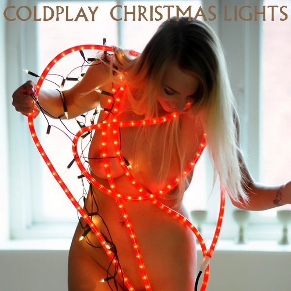 coldplay christmas lights remix