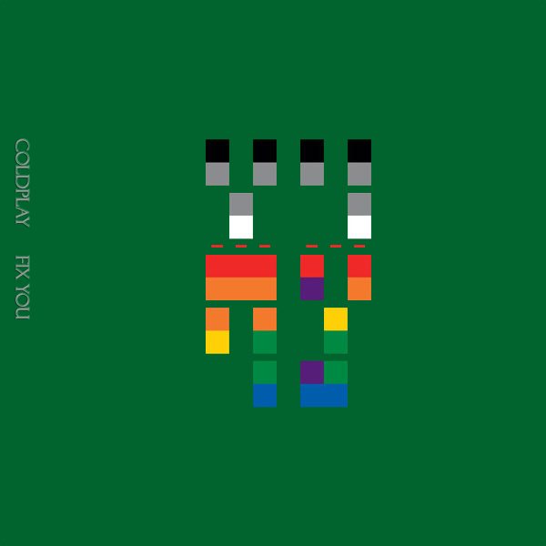 Original Cover Artwork of Coldplay Fix You