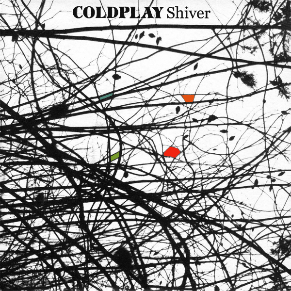 Original Cover Artwork of Coldplay Shiver