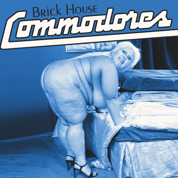 Cover Artwork Remix of Commodores Brick House