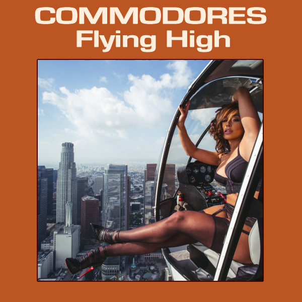 Cover Artwork Remix of Commodores Flying High
