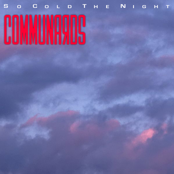 Original Cover Artwork of Communards So Cold The Night