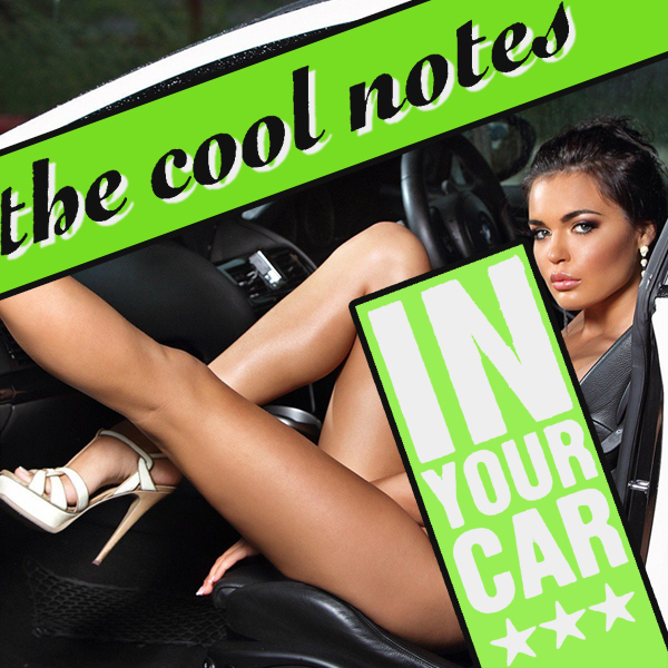 cool notes in your car 2