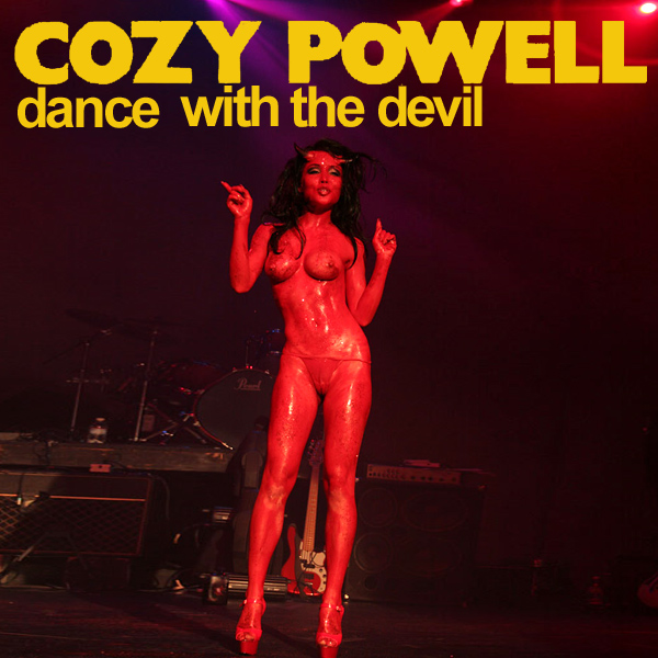 Cover Artwork Remix of Cozy Powell Dance With The Devil