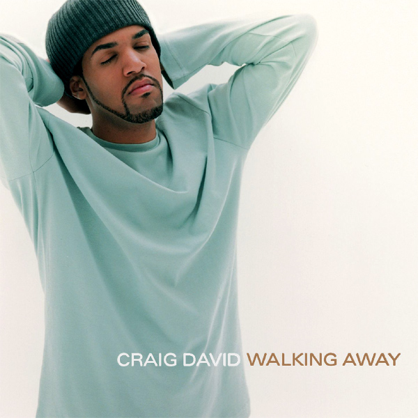 Original Cover Artwork of Craig David Walking Away