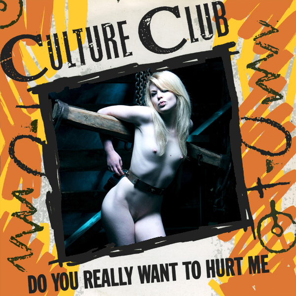 culture club do you want to hurt me remix