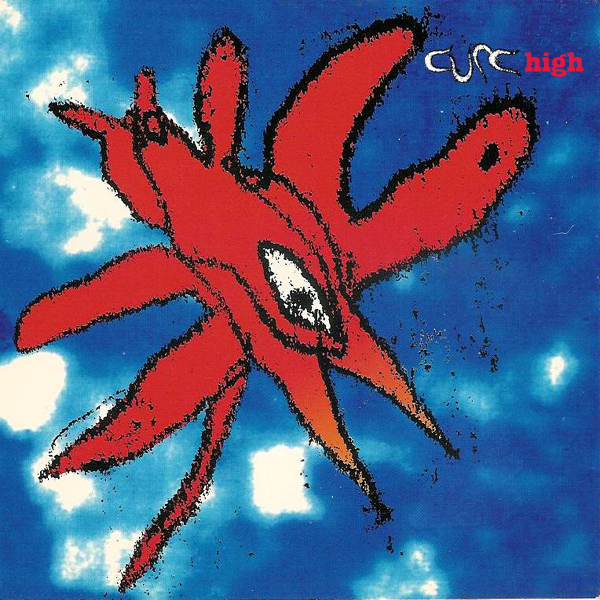 Original Cover Artwork of Cure High